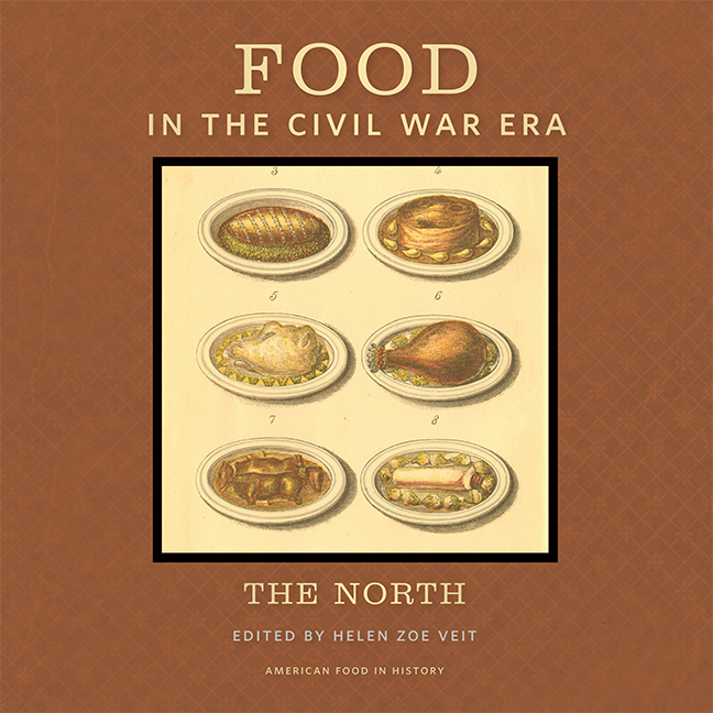 Food in the Civil War Era cover