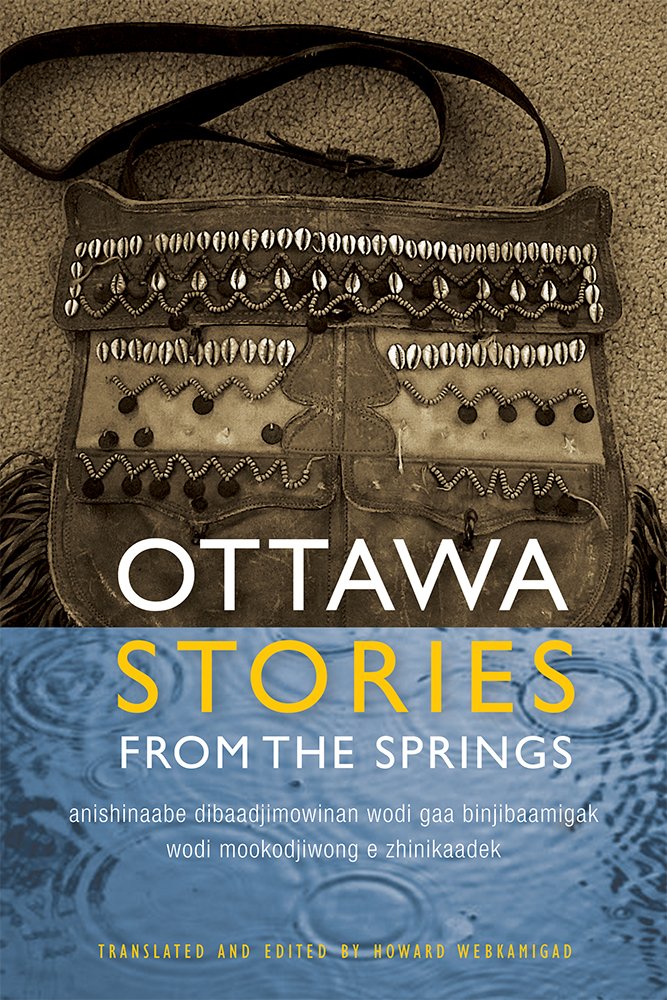Ottawa Stories from the Springs cover