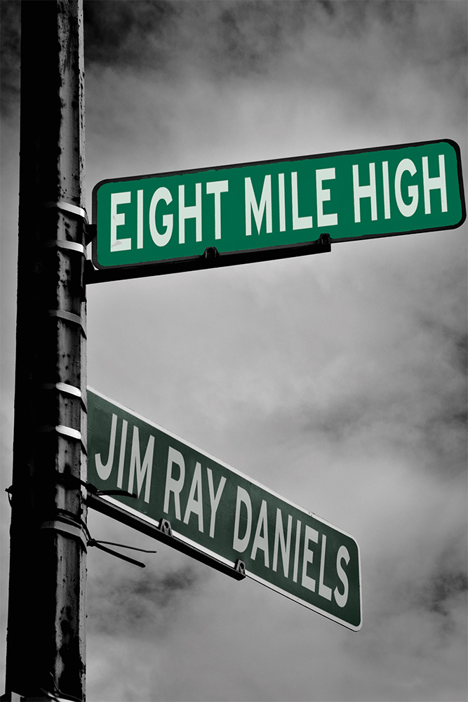 Eight Mile High cover