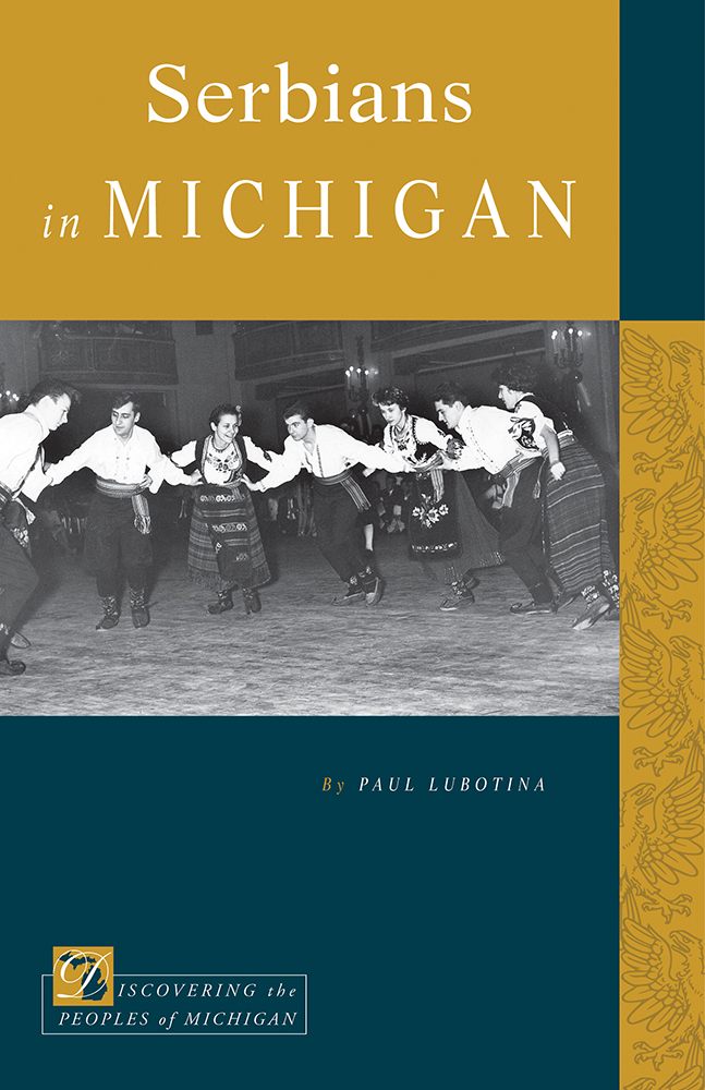 Serbians in Michigan cover