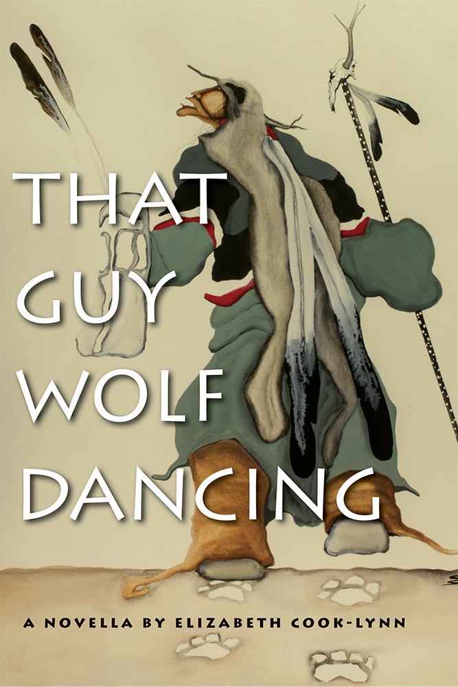 That Guy Wolf Dancing cover
