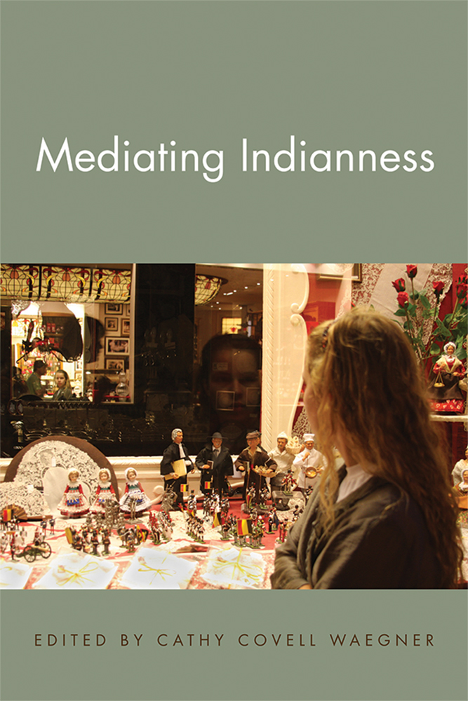 Mediating Indianness cover