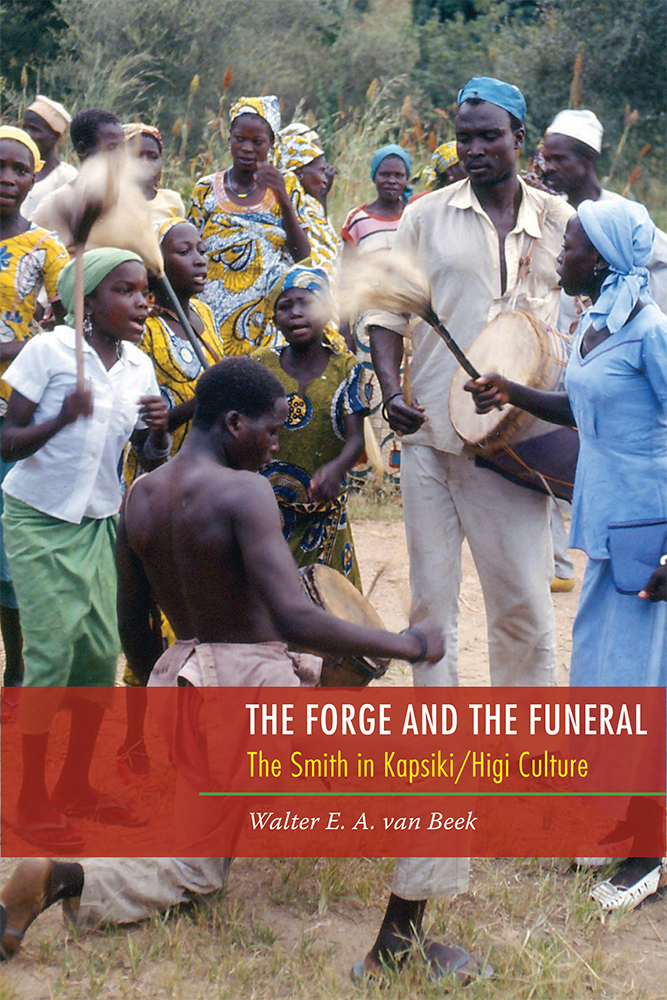 The Forge and the Funeral cover