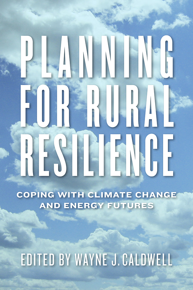 Planning for Rural Resilience cover