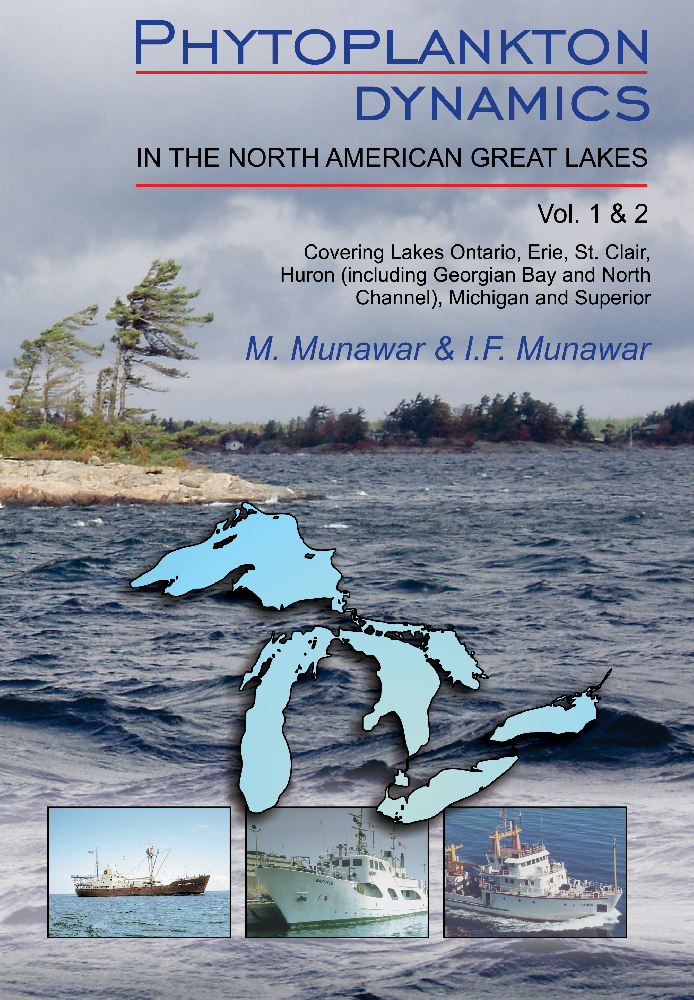 Phytoplankton Dynamics in the North American Great Lakes cover