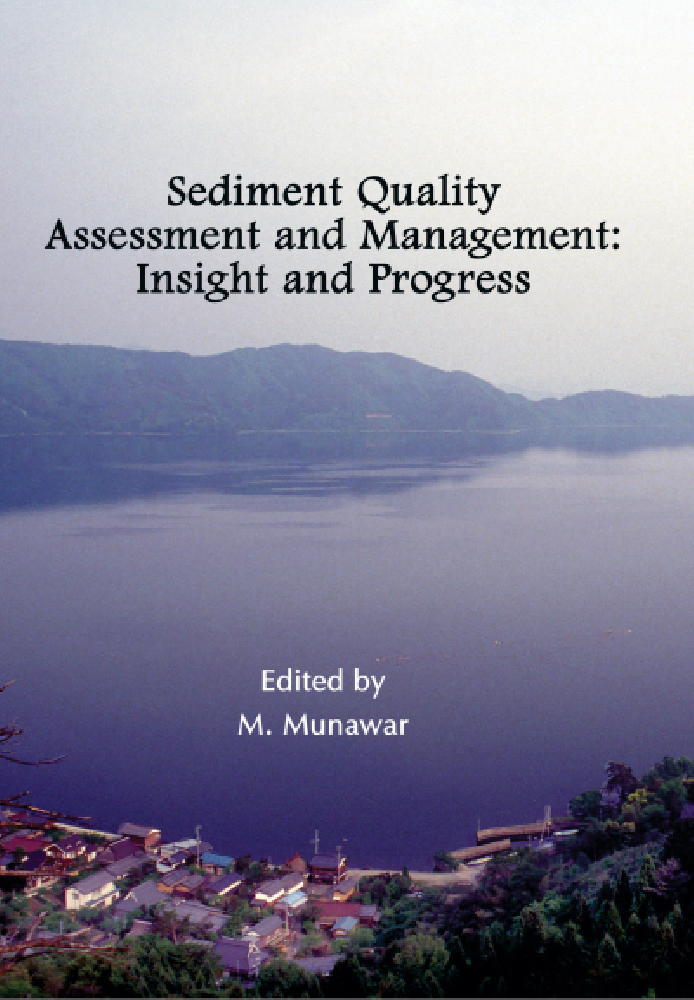 Sediment Quality Assessment and Management cover