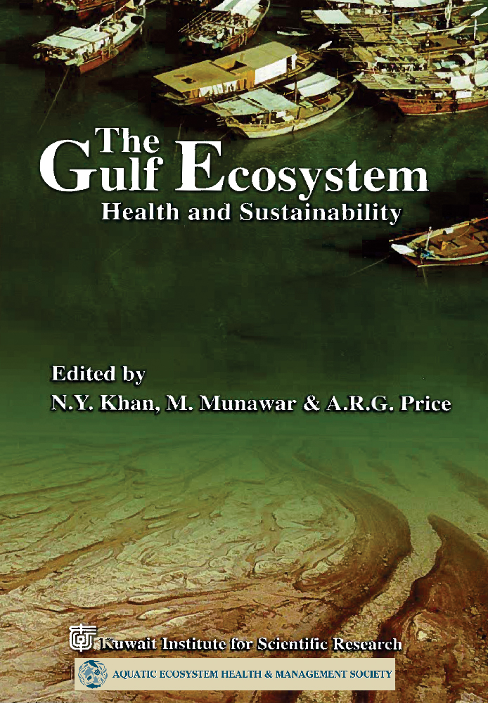 The Gulf Ecosystem Health and Sustainability cover
