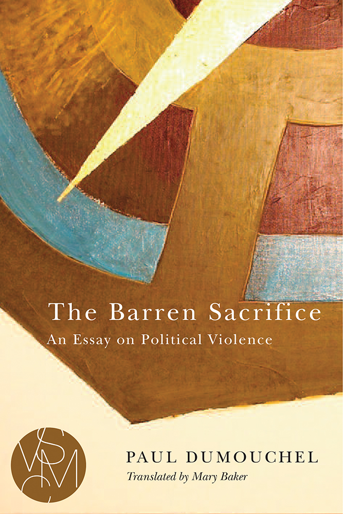 The Barren Sacrifice cover