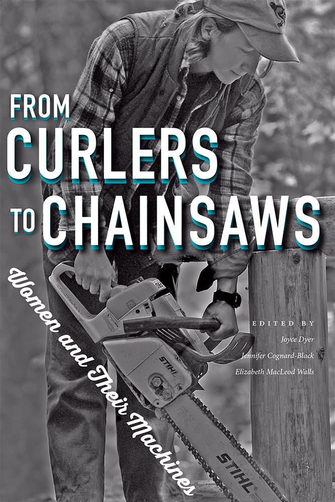 From Curlers to Chainsaws cover