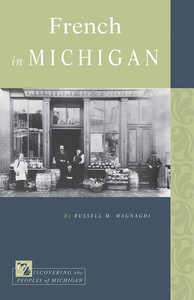 French in Michigan cover