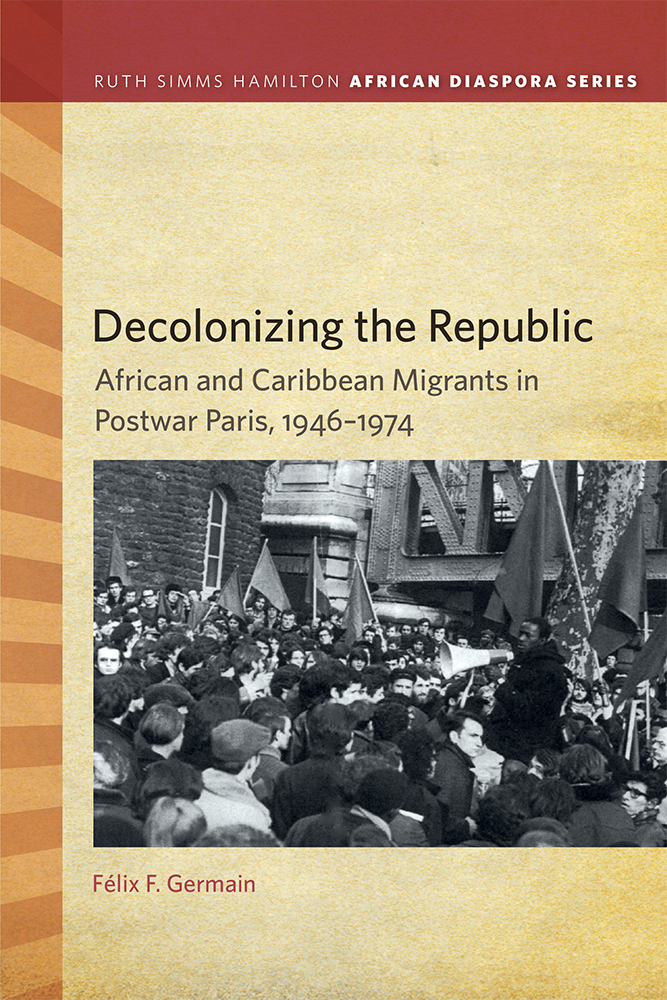 Decolonizing the Republic cover