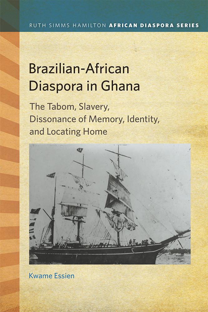 Brazilian-African Diaspora in Ghana cover