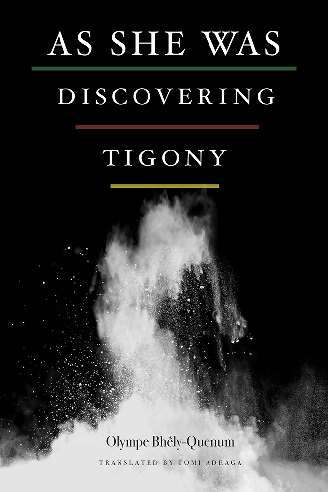 As She Was Discovering Tigony cover
