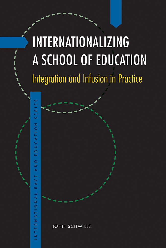 Internationalizing a School of Education cover