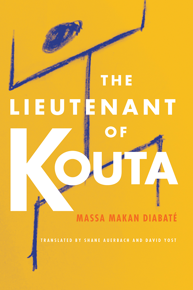 The Lieutenant of Kouta cover