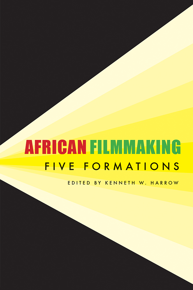 African Filmmaking cover