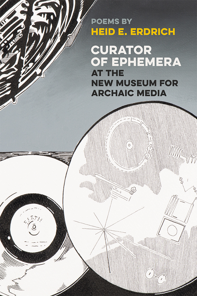 Curator of Ephemera at the New Museum  for Archaic Media cover