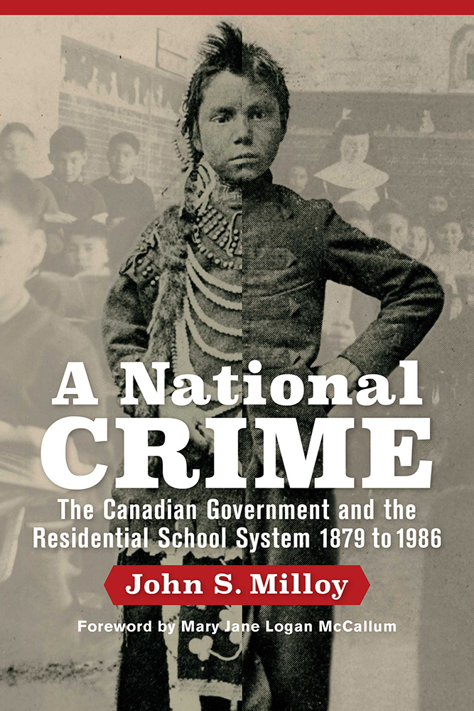 A National Crime cover