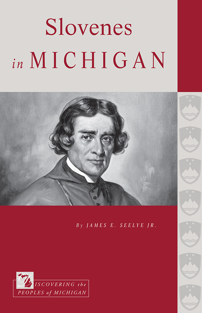 Slovenes in Michigan cover