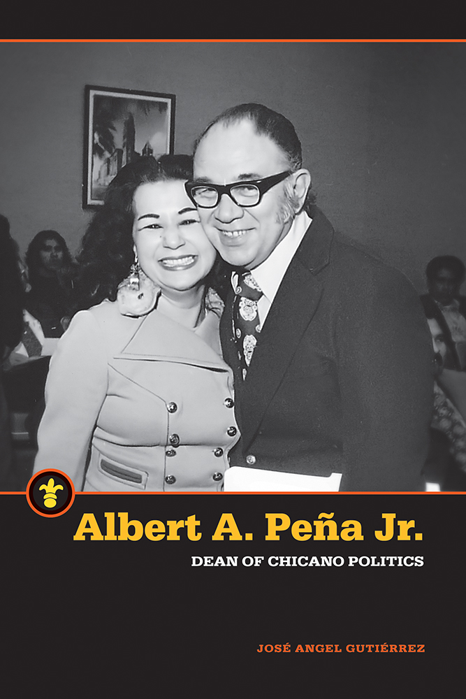 Albert A. Peña Jr. cover