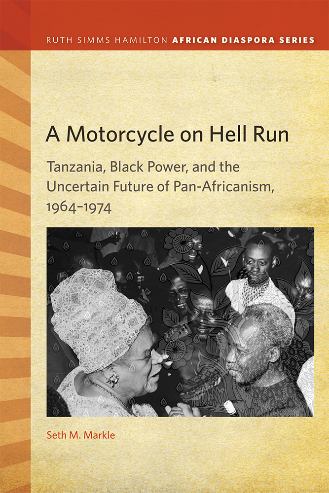 A Motorcycle on Hell Run cover