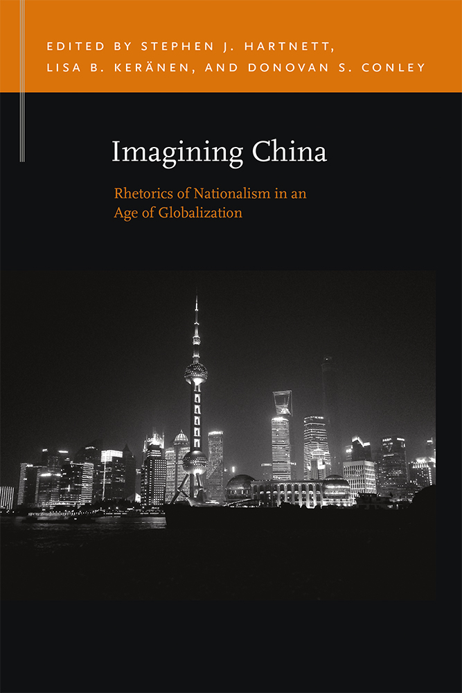 Imagining China cover