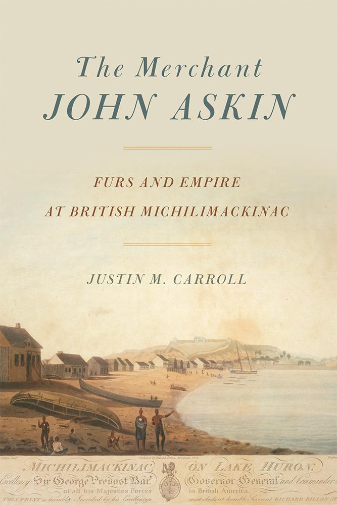The Merchant John Askin cover