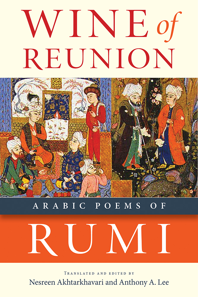 Wine of Reunion cover