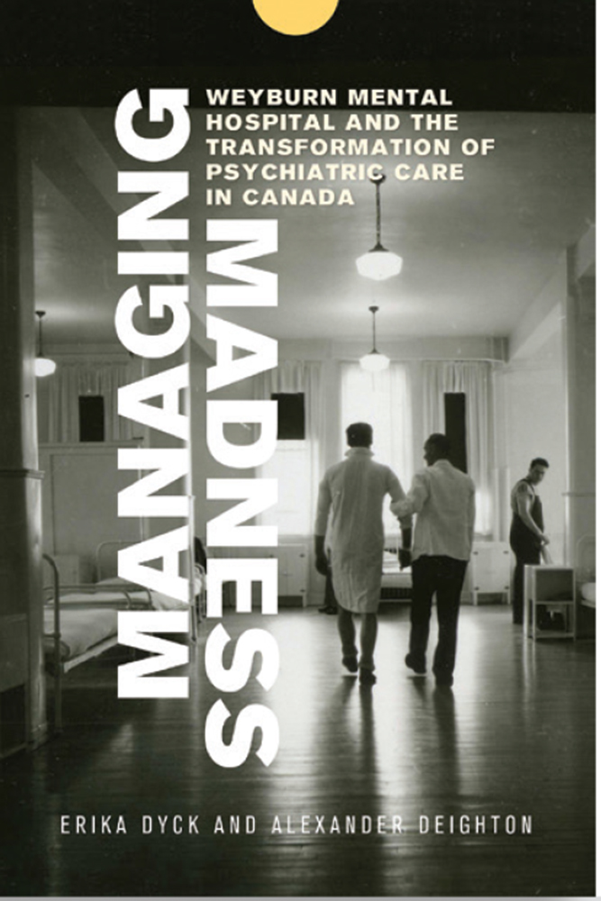 Managing Madness cover