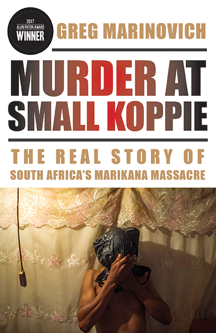 Murder at Small Koppie cover
