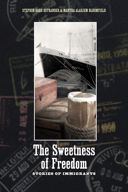 The Sweetness of Freedom cover