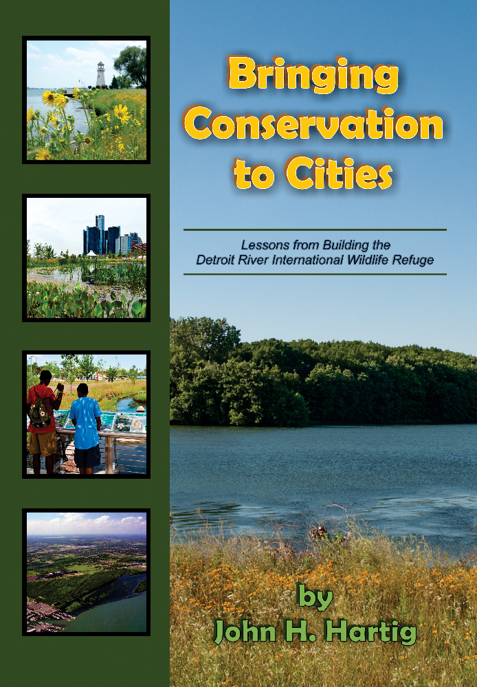 Bringing Conservation to Cities cover