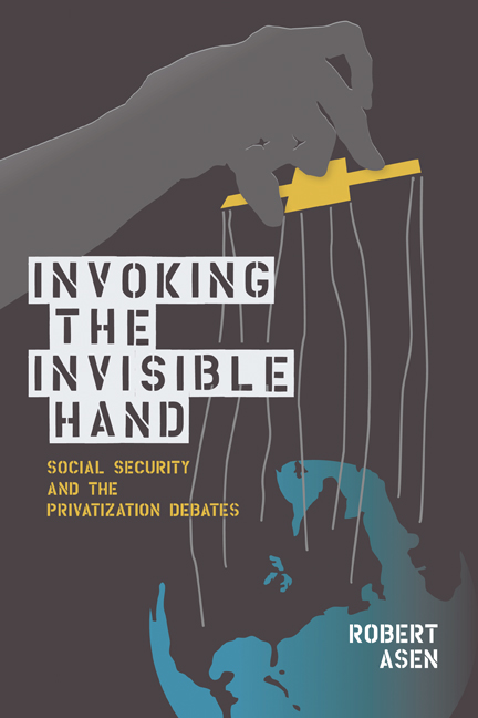 Invoking the Invisible Hand cover