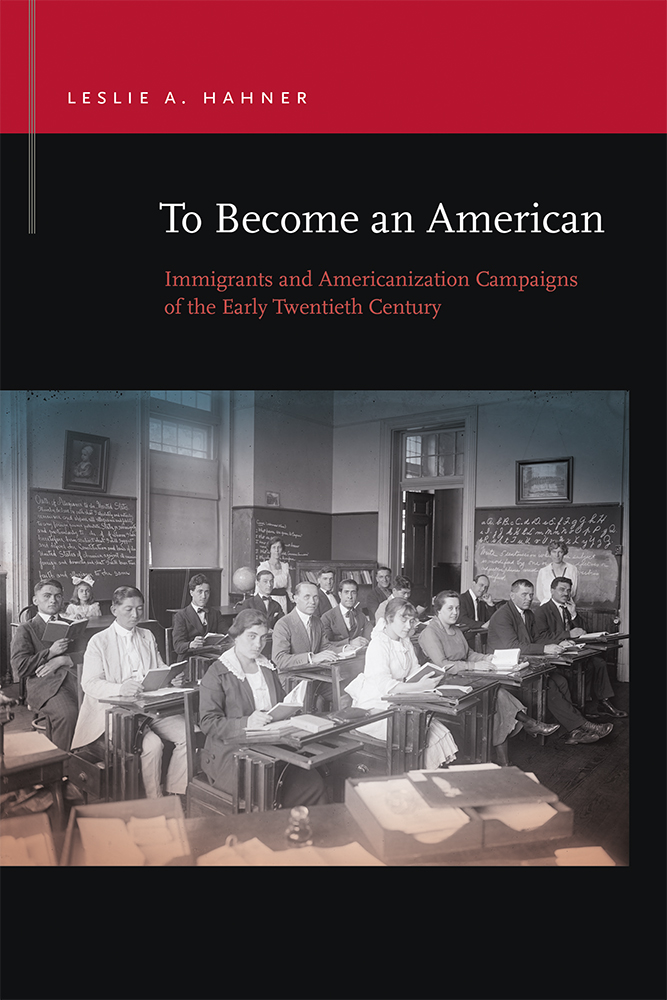 To Become an American cover