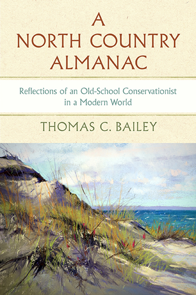 A North Country Almanac cover