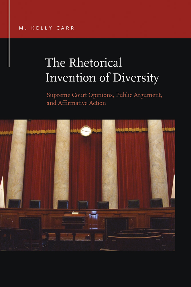 The Rhetorical Invention of Diversity cover