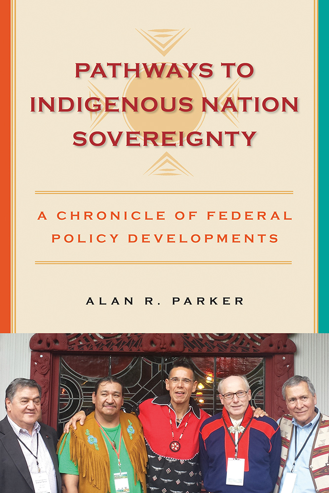 Pathways to Indigenous Nation Sovereignty cover