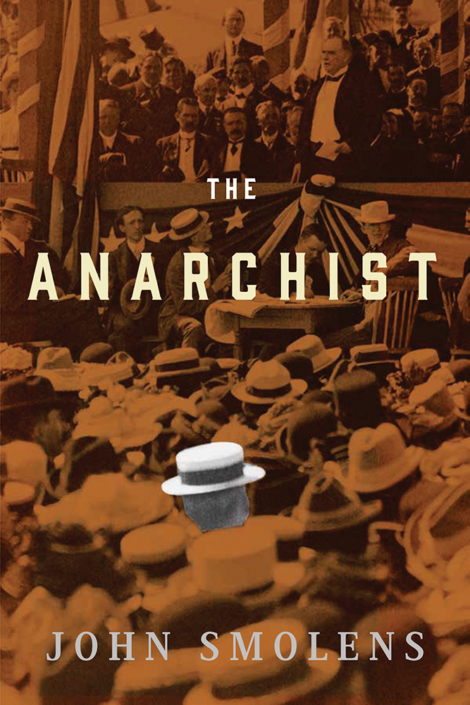 The Anarchist cover