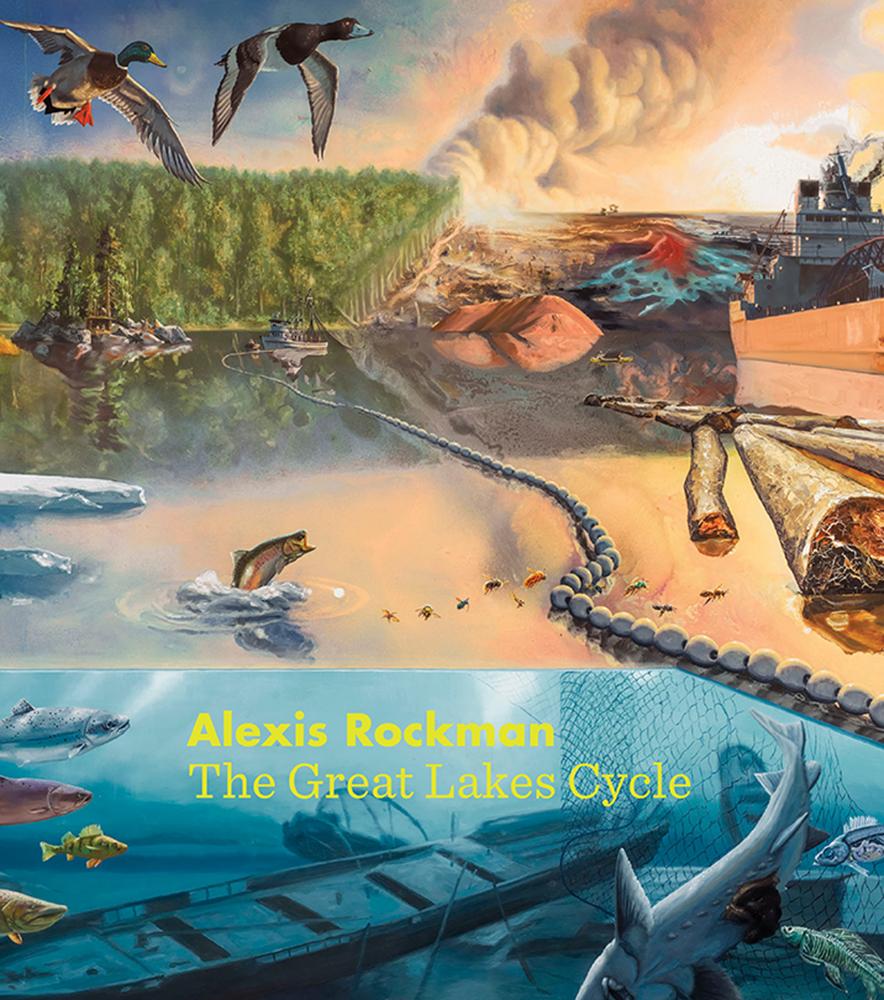 Alexis Rockman cover