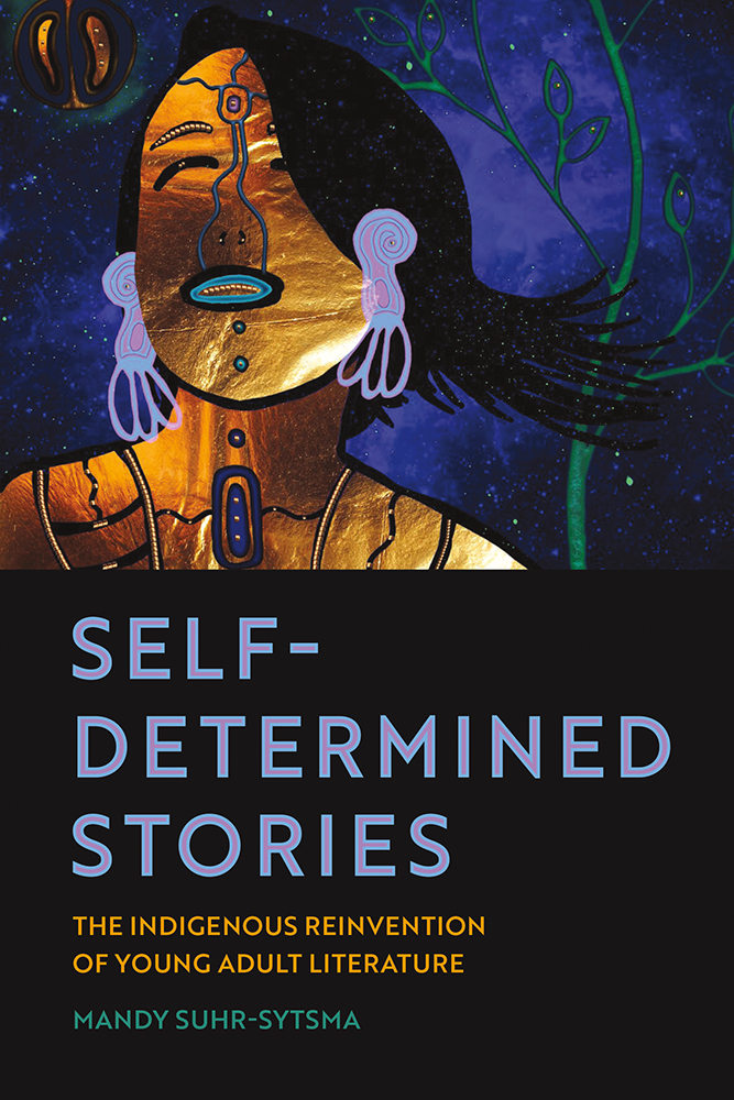 Self-Determined Stories cover