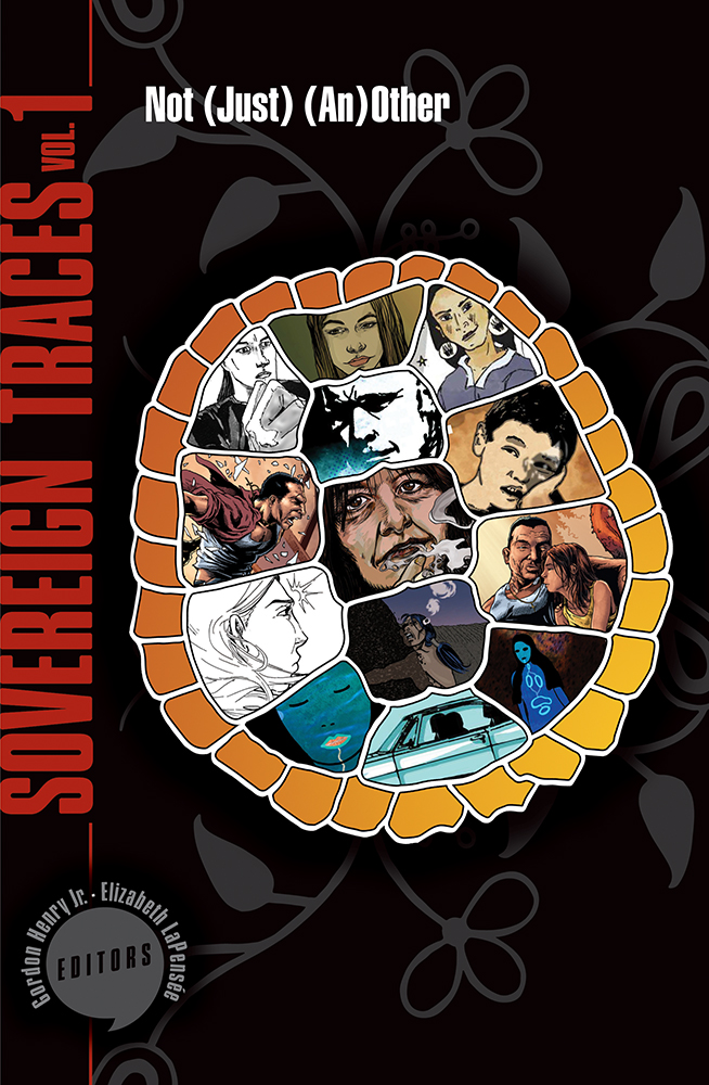 Sovereign Traces Volume 1 cover