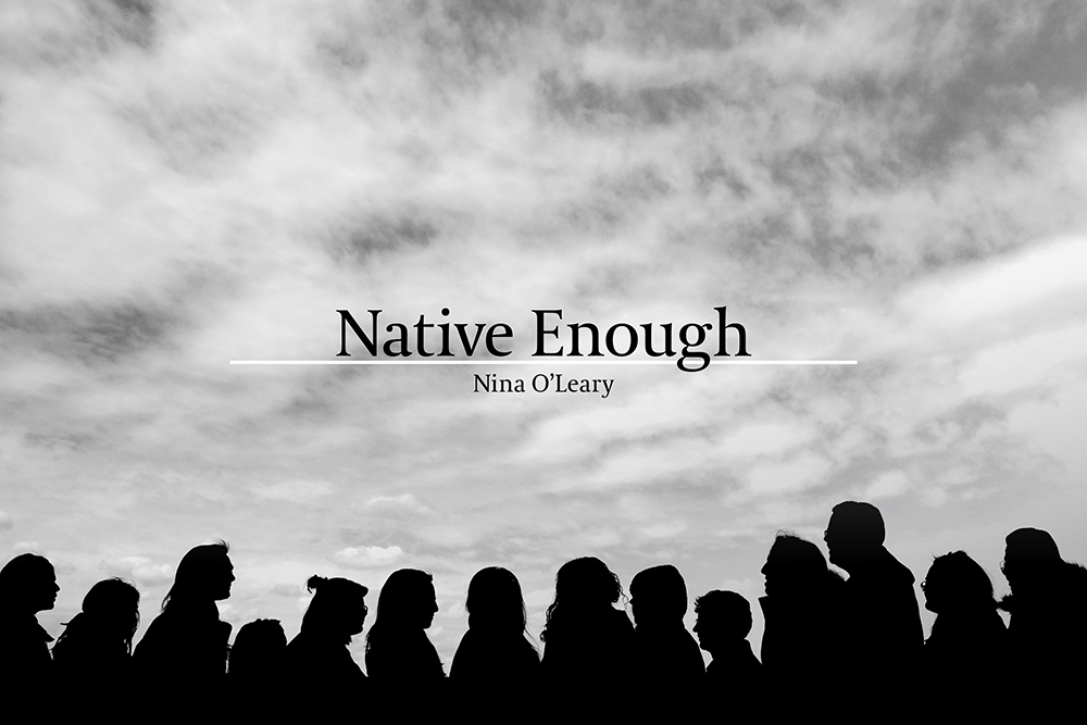 Native Enough cover