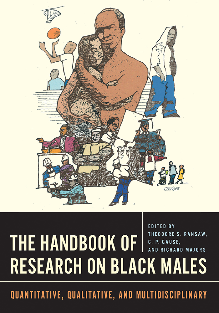 The Handbook of Research on Black Males cover
