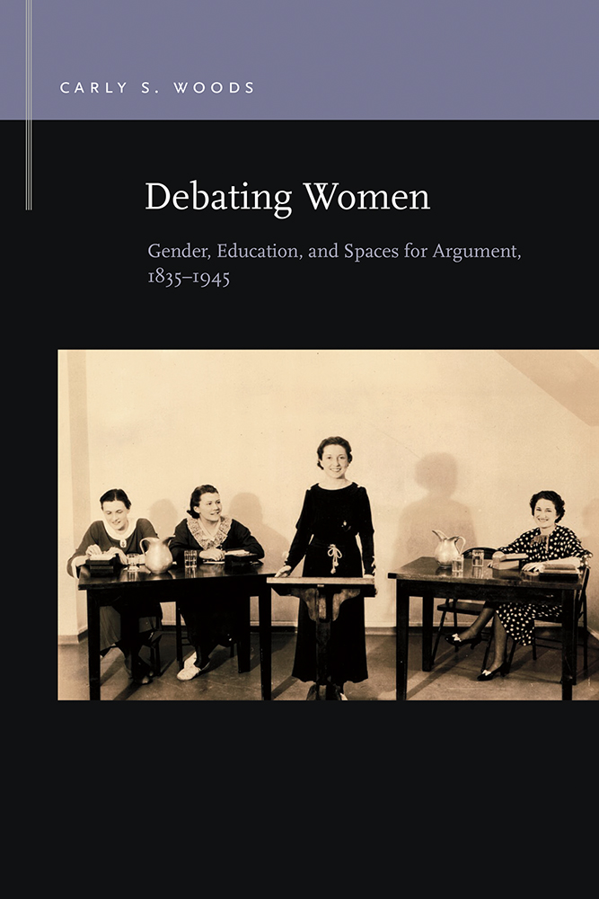 Debating Women cover
