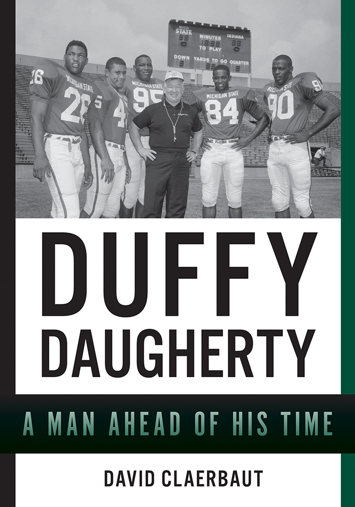 Duffy Daugherty cover