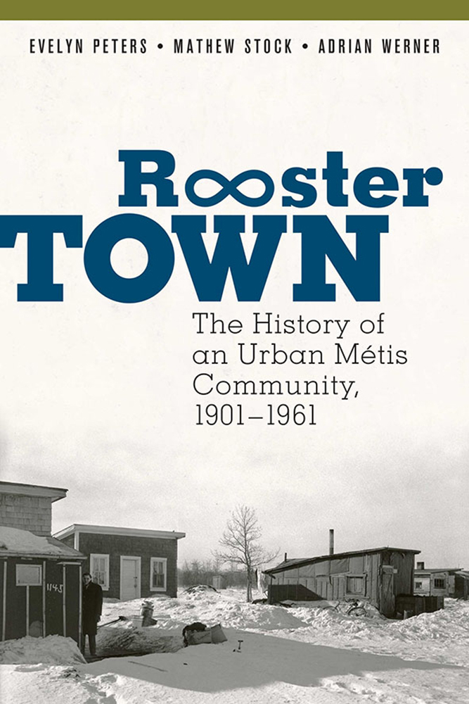 Rooster Town cover