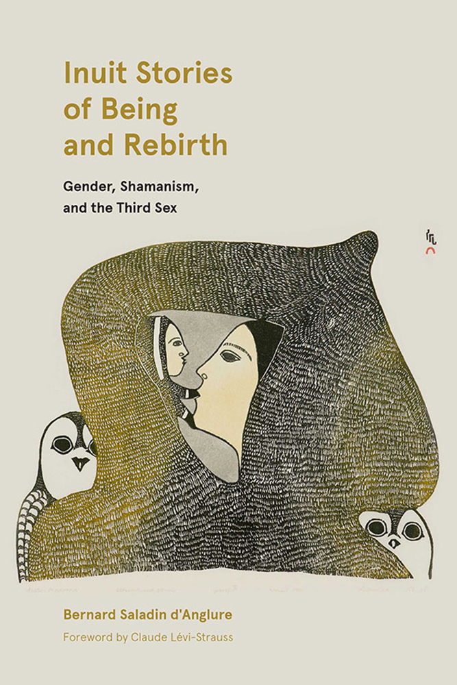 Inuit Stories of Being and Rebirth cover