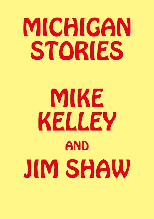 Michigan Stories cover