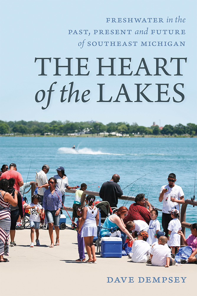 The Heart of the Lakes cover