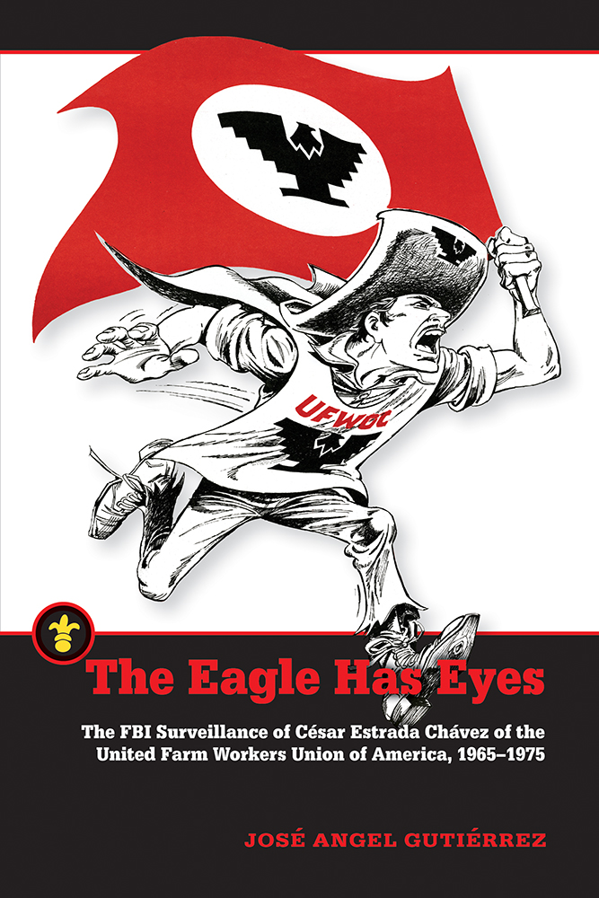 The Eagle Has Eyes cover